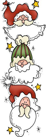 this would make a great wall hanging BELIEVE SANTAS - alexandre valdivia rios - Picasa Web Albums