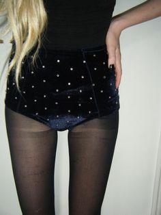 55d13a0be8593 Velvet short, LoveStories Dark Fashion, Grunge Fashion, Indie Fashion,  Dandy, Fashion