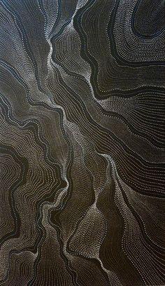 Anna Petyarre--sandhills