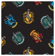 Your place to buy and sell all things handmade Harry Potter School, Harry Potter Houses, Harry Potter Fabric, Tablet Cover, Crests, Polar Fleece, Fleece Fabric, Slytherin, Yard