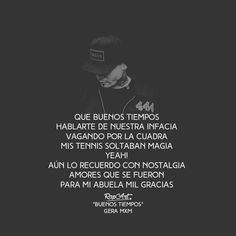 frases-canciones-de-gera-mxm (4) - IMAGENES GRATIS Dope Quotes, Music Quotes, Hit Boy, Freestyle Rap, Hip Hop Rap, Nostalgia, Lyrics, Tumblr, Mj