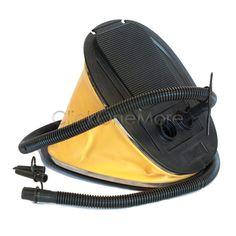 5L Portable Foot Air Pump for Boat Airbed Beach Yoga Ball Balloon