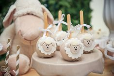 Baby shower boy food table cake pop 35 new ideas Baby Shower Cakes, Baby Shower Cake Sayings, Baby Shower Desserts, Boy Baby Shower Themes, Baby Boy Shower, Baby Showers, Eid Cupcakes, Sheep Cake, Tooth Cake