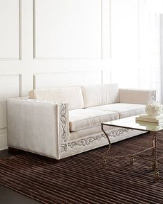 Delightful HB32S Haute House Mansfield Monroe Tufted Sofa   Furniture   Pinterest    Tufted Sofa, House And Luxury Furniture