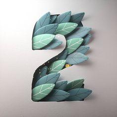 Kunst Skizzen - Magnifiques lettres de typographie de l'alphabet par Luke Doyle - - Logo Design, Art Design, Creative Design, Modern Design, Design Ideas, Type Design, Icon Design, Creative Art, Design Graphique