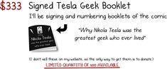 Let's build a goddamn Tesla museum!!!!!!!!