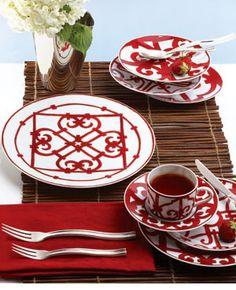 Hermes tableware - Vajilla Hermes