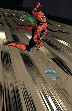 Spider-Man by Daniel Acuña (New Avengers #62, 2010) http://www.comixology.com/New-Avengers-Vol-1/comics-series/993