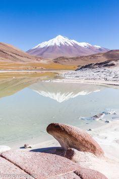 Deserto do Atacama, Chile, um dos lugares mais lindos em que já estivemos e talvez o mais peculiar. Confira o guia prático, dicas de restaurantes e relatos dos passeios no blog. #chile #atacama #desert #escape #travelblog