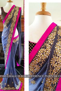Buy Hug Collection of sarees Like Designer Saree,Wedding Sarees,Cotton Sarees,Party wear Saree and More For All Occasion And Festival, Shop Now Get Discount Up to Off Cash On Delivery Available ! Designer Sarees Wedding, Saree Wedding, Art Silk Sarees, Georgette Sarees, Purple Saree, Simple Sarees, Sabyasachi, Party Wear Sarees, Saree Styles