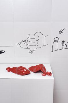 Amalia Ulman at New Galerie Contemporary, News, Art, Art Background, Kunst, Performing Arts
