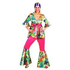 70′S Girl code produit : 948-091/948-094 2 pièces : Tunique et Pantalon. Tailles : 36, 38, 40 et 42.