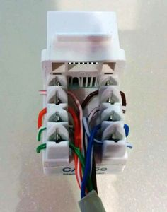 Structured wiring how to wire your own home network video and structured wiring how to wire your own home network video and telephone computer stuff pinterest telephone house and room solutioingenieria Image collections