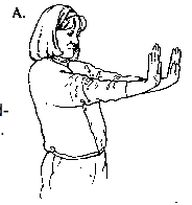 Carpal Tunnel Syndrome Exercises Active range of motion
