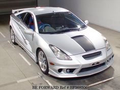 Used 2000 TOYOTA CELICA BF368506 for Sale