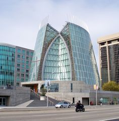 From Wikiwand: Cathedral of Christ the Light in Oakland, California by SOM (2008)