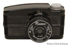 North American: Namco camera
