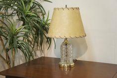 アンティークガラステーブルランプ シェードランプ 間接照明 Antique lamp shade ¥21800yen 〆04月12日
