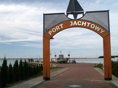 #NoweWarpno, Port Jachtowy.
