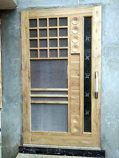 Flush Door Design, Net Door, Wooden Main Door Design, Flush Doors, Modern Bedroom Design, Wooden Doors, Glass Design, Kitchen Furniture, Glass Door