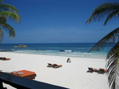 Gotta hit Amansala resort in Tulum, Mexico for bikini bootcamp at least once a year....YeeHaw!