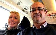 Travelling First Class on Virgin Trains with a Wheelchair