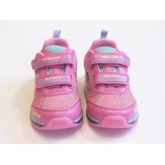Girls Flashing Trainers - Geox J Android Pink Trainer