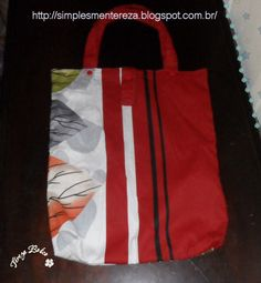 sacola colorida