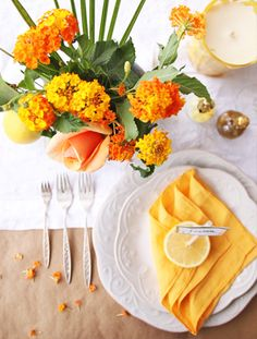 TABLE-TOP STYLING