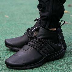 "Buty Nike Air Presto Mid Utility ""Black"" (859524-003) Worldbox.pl"