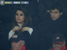 Karine Ferri enceinte, elle soutient Yoann Gourcuff