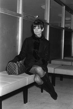 at Heathrow Airport London 1966