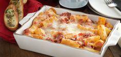 Pasta with Ham and Chorizo | Chef'd