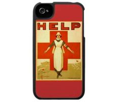 Nurse iphone cover