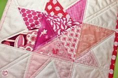 """Abracadabra Audie"" mini quilt 