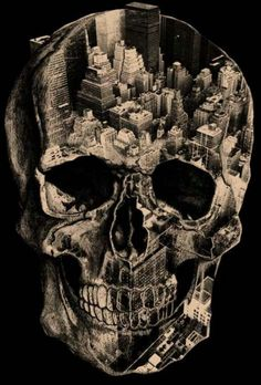 Skull. http://www.creativeboysclub.com/wall/creative