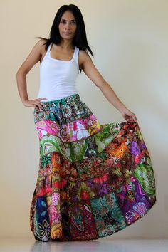 boho maxi skirt - Google Search