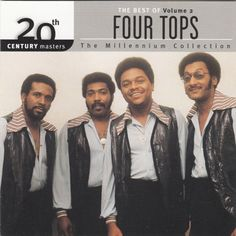 Four Tops - The Best Of Four Tops - Volume 2 (CD) at Discogs