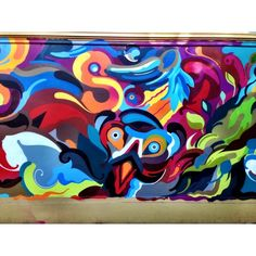 """Discovered by JD Lasica, """"Mural at 23rd and Mission in San Francisco's vaunted, arty Mission District."""" at Baja Noe, San Francisco, California"""