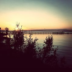 Lake scenery #Smartphone #Photography