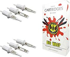 BIGWASP Professional 9M1 Disposable Tattoo Needle Cartridge 9 Single Stack Magnum 20Pcs ** You can find more details by visiting the image link. (This is an affiliate link) #tattooneedles