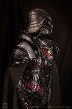 Gallery of Medieval Armor Vader, Loki, Joker, Iron man