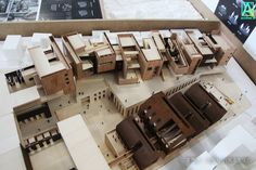 feeel, design, Connecting designers to the World Architecture Renovation, Architecture Model Making, Architecture Portfolio, School Architecture, Architecture Photo, Exhibition Models, Co Housing, Hidden Spaces, Space Projects