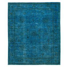 "Color Reform Spectrum Wool Rug - 8'2""x9'8"""