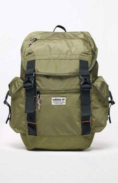 87b58dfadc2e adidas Urban Utility Olive Laptop Backpack