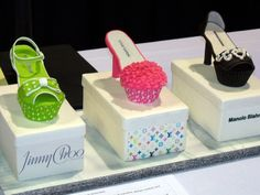 I won 1st place in the Adult Professional Division for these cupcake shoes at the Austin Cake Show today.