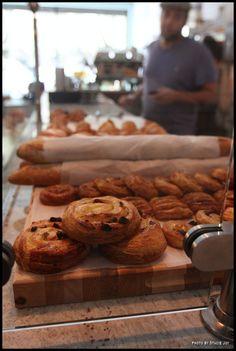 EV Grieve: Croissanteria on Avenue A!