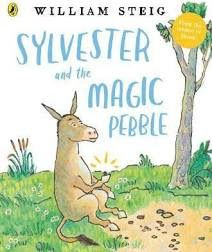 Carole's Chatter: Sylvester and the Magic Pebble by William Steig Magic, Books, Libros, Book, Book Illustrations, Libri