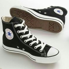 efd0e55d793 Black Converse Worn Bought gem from another posher Just didn t fit (For  real pics
