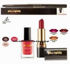 Tudo sobre Avon: Maquilhagem - Colecção Hollywood